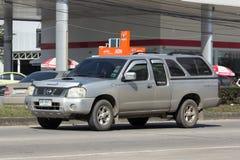 Частный старый автомобиль приемистости, граница Nissan Стоковые Изображения RF