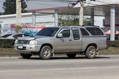 Частный старый автомобиль приемистости, граница Nissan Стоковое фото RF