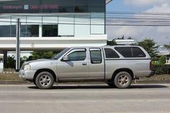 Частный старый автомобиль приемистости, граница Nissan Стоковые Фотографии RF