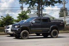 Частный тигр Тойота Hilux автомобиля грузового пикапа Стоковое Фото