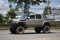 Частный тигр Тойота Hilux автомобиля грузового пикапа Стоковые Изображения
