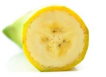 Часть банана Стоковое фото RF