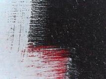Часть большого красочного граффити улицы Стоковое фото RF