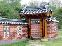 Часть вены корейского сада 2016 колокола Стоковое Фото