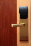Часть двери Стоковая Фотография