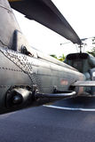 Часть вертолета Стоковые Изображения