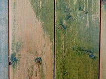 Часть верхней части деревянного стола с верхней частью стоковая фотография