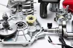 Часть двигателя запасная Стоковое Фото
