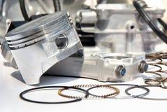 Часть двигателя запасная Стоковые Фотографии RF