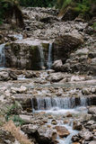 Часть водопада Стоковые Изображения