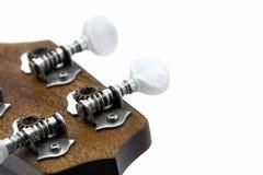 Часть гитары гавайской гитары Стоковые Изображения