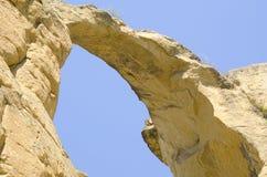 Часть горы которая вызвана & x22; Ring& x22; Стоковое Фото