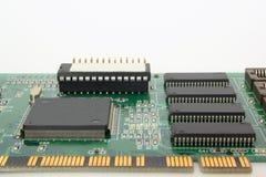 Часть графической карточки для персонального компьютера Стоковое Изображение RF
