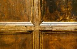 Часть двери стоковые изображения rf