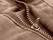 Часть джинсовой ткани Стоковая Фотография