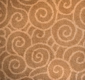 Часть декоративной картины ткани ковра Стоковое Фото