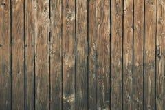 Часть деревянной стены, детали текстурировала предпосылку Стоковое фото RF