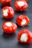 Часть заполненного болгарского перца Стоковое Изображение