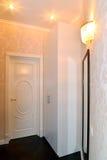 Часть интерьера комнаты шкафа Стоковое Фото