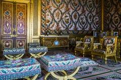 Часть интерьеров королевских квартир Стоковое фото RF