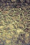 Часть каменных стены или загородки текстуры для естественного bac материала Стоковые Изображения