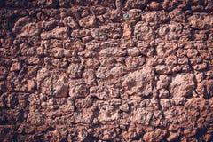 Часть каменных стены или загородки текстуры для естественной предпосылки Стоковые Фото