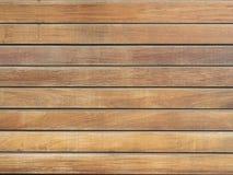 Часть коричневой деревянной стены пусто стоковое фото
