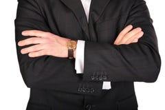 Часть костюма с руками Стоковая Фотография RF