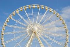 Часть колеса Ferris Стоковая Фотография