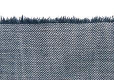 часть края ткани стоковая фотография rf