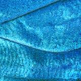 Часть крыла голубой бабочки morpho, высокое увеличение Стоковые Изображения