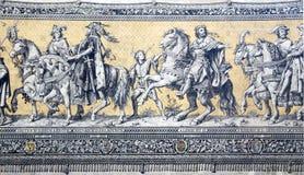 Часть крыть черепицей черепицей шествия панели стены принцев Стоковое Изображение