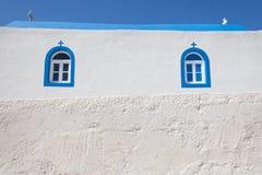 Часть малой церков Стоковые Фото