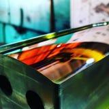 Часть металла стоковая фотография