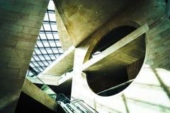 Часть музея в Берлине, Германии Стоковые Изображения RF