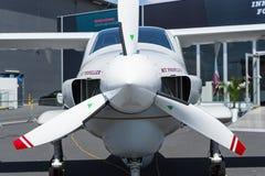 Часть немецкого разведывательного самолета Stemme Q01-100 ( prototype) Стоковые Изображения