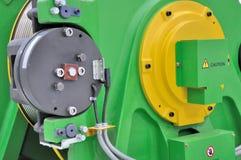 часть оборудования лифта Стоковые Фотографии RF