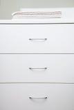 Часть домашнего шкафа Стоковая Фотография RF