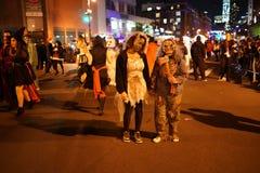 Часть 2015 парада хеллоуина деревни 4 61 Стоковые Фотографии RF