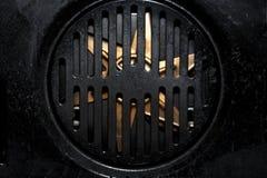 часть печи вентилятора Стоковое Изображение