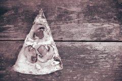 Часть пиццы стоковое изображение rf