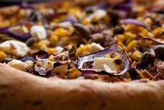 Часть пиццы Стоковые Фото