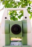Часть полных аппаратур станции выдвигает фокусируя кольцо Стоковые Изображения RF