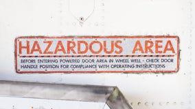 Часть предпосылки металла grunge воздушных судн Стоковое фото RF