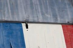 Часть предпосылки металла grunge воздушных судн Стоковые Фотографии RF
