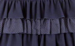 Часть платья Тюль Стоковое Фото
