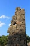 Часть древнего города Стоковая Фотография RF