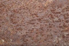 Часть ржавого металла Стоковые Фото