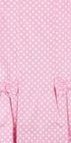 Часть розового платья Стоковая Фотография RF