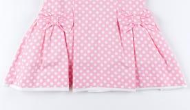 Часть розового платья Стоковое Фото